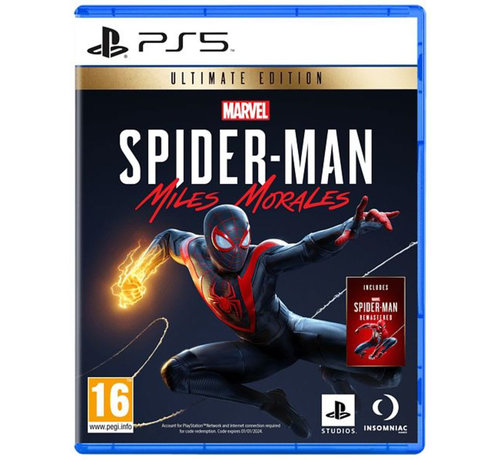 Sony PS5 Spider-Man: Miles Morales - Ultimate Edition kopen