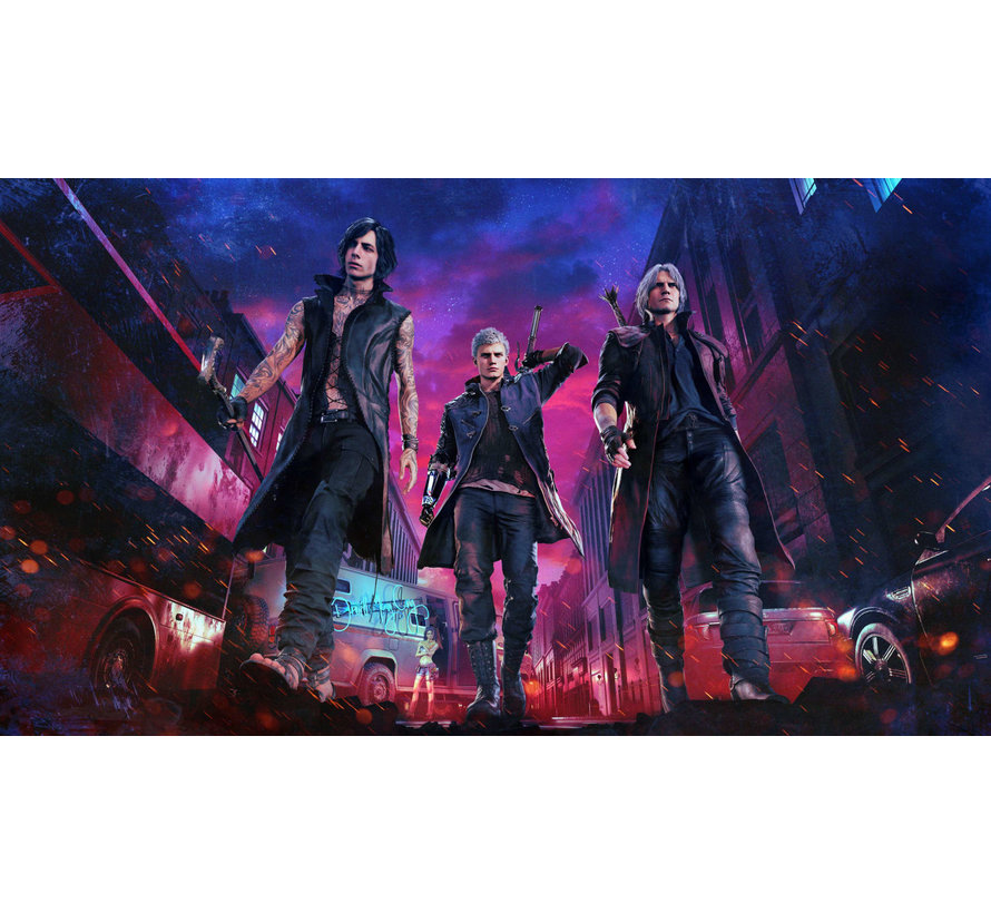 PS5 Devil May Cry 5 - Special Edition kopen