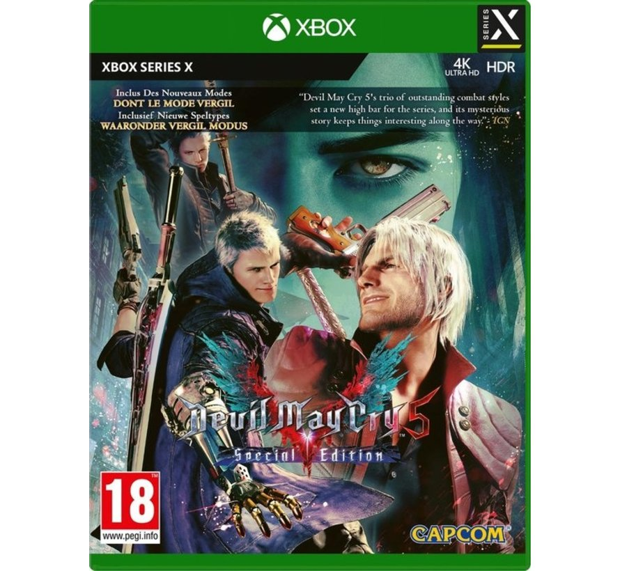 Xbox Series X Devil May Cry 5 - Special Edition kopen
