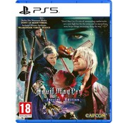 Capcom PS5 Devil May Cry 5 - Special Edition