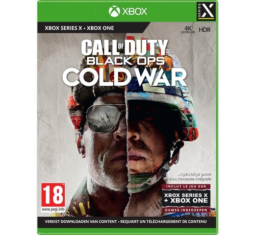 Activision Xbox Series X Call of Duty: Black Ops Cold War