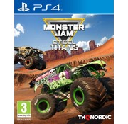 Thq Nordic PS4 Monster Jam: Steel Titans