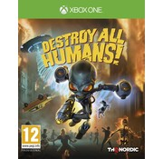 Thq Nordic Xbox One Destroy All Humans