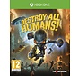 Xbox One Destroy All Humans