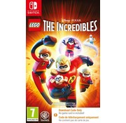 Warner Bros Nintendo Switch LEGO The Incredibles (Code in Box)