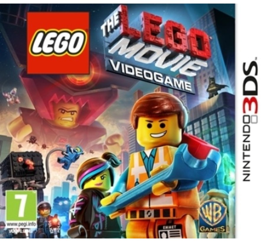 3DS LEGO Movie: The Videogame kopen