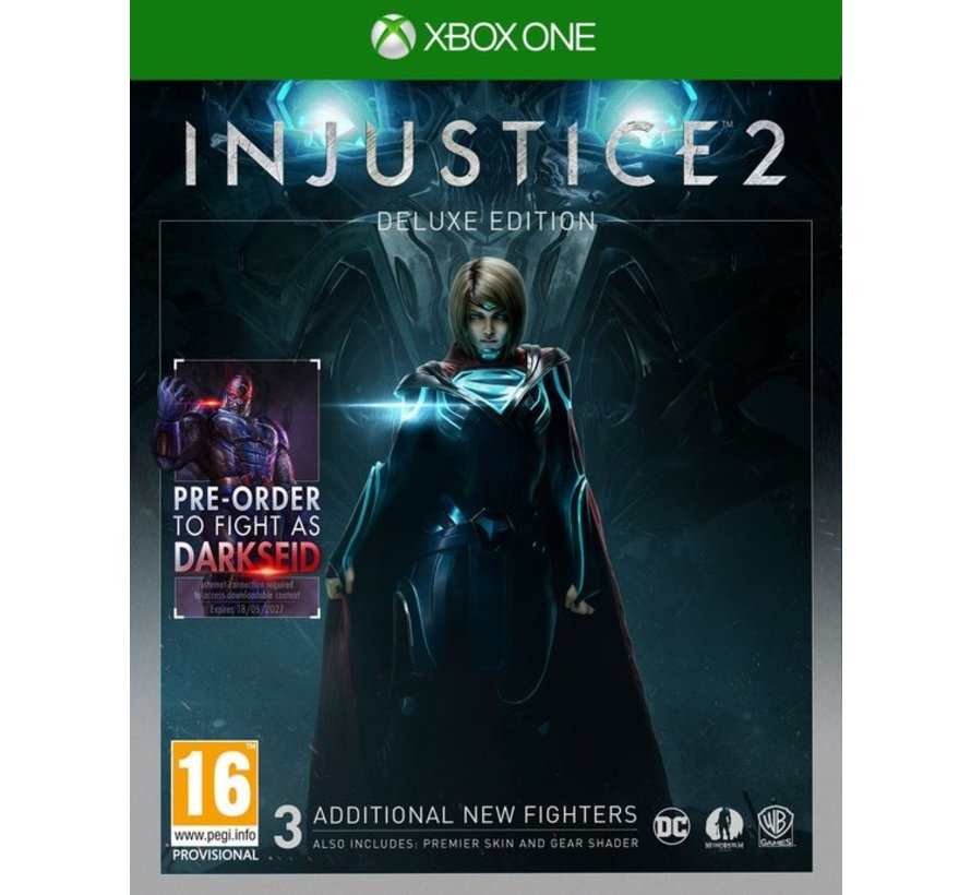 Xbox One Injustice 2 Deluxe Edition kopen