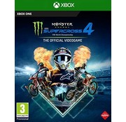 Milestone Xbox One Monster Energy Supercross 4