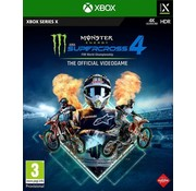 Milestone Xbox Series X Monster Energy Supercross 4