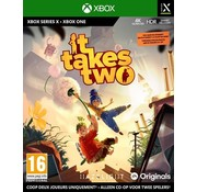EA Xbox One/Series X It Takes Two