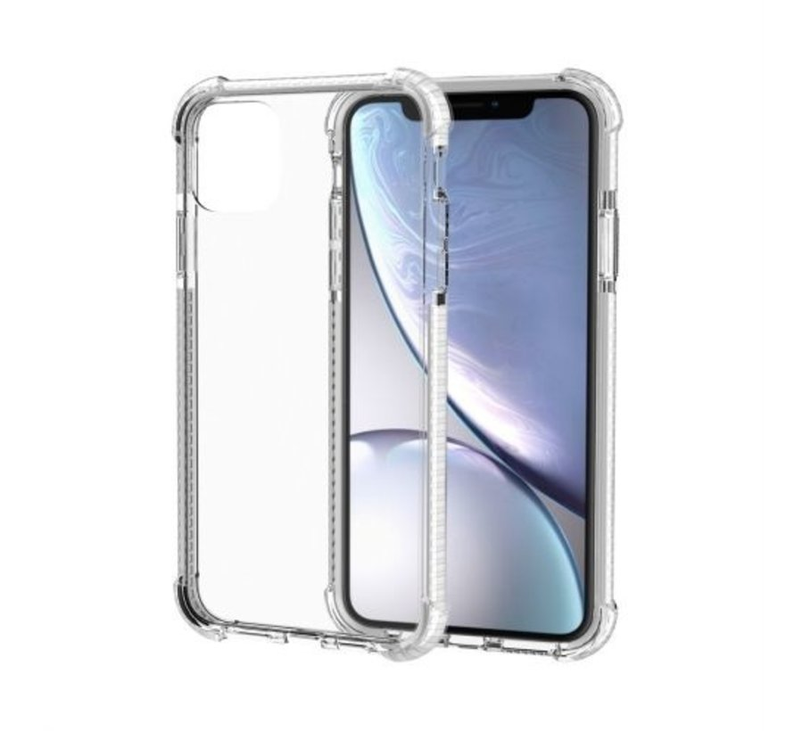 iPhone 11 Pro Anti Shock Hoesje Transparant Extra Dun Apple iPhone 11 Pro hoes cover case