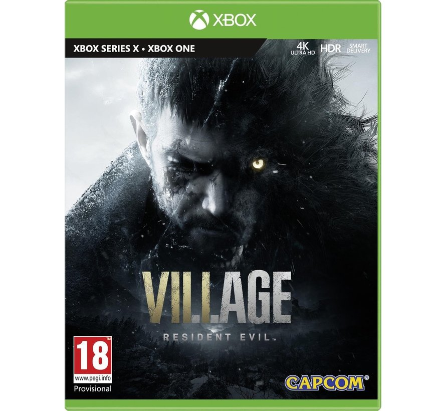 Xbox One/Series X Resident Evil: Village kopen