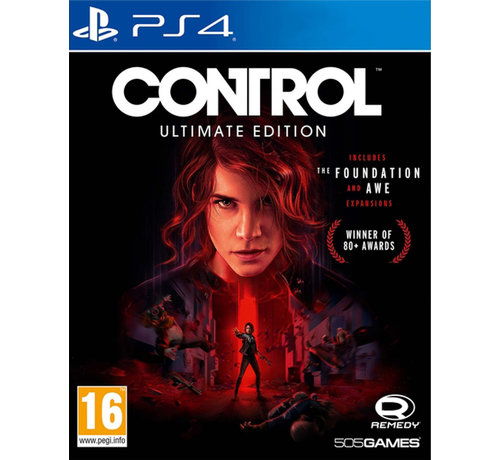 505 Games PS4 Control - Ultimate Edition  kopen