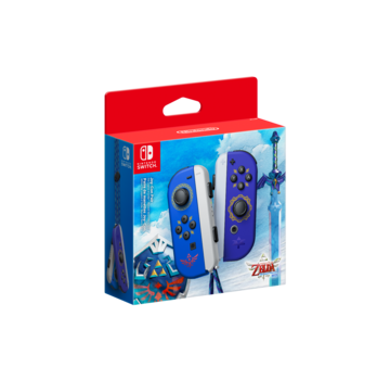 Nintendo Joy-Con Controllers Paar (The Legend of Zelda: Skyward Sword HD Edition)