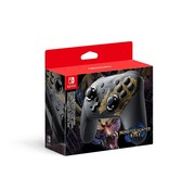Nintendo Nintendo Switch Pro Controller - Monster Hunter Rise Edition