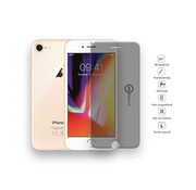 JVS Products iPhone 8 Privacy Tempered Glass Screenprotector Protection Kit