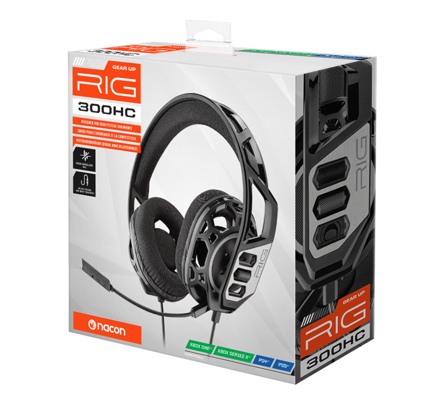 Nacon RIG 300HC Gaming Headset kopen