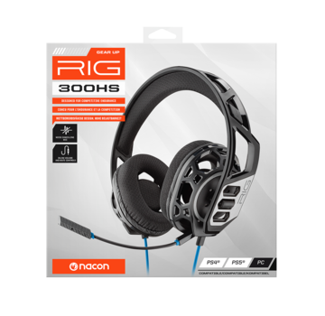 Bigben Interactive Nacon RIG 300HS Official Licensed Gaming Headset