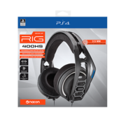 Bigben Interactive Nacon RIG 400HS Official Licensed Gaming Headset (zwart)