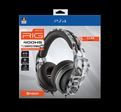 Bigben Interactive Nacon RIG 400HS Official Licensed Gaming Headset (camo) kopen