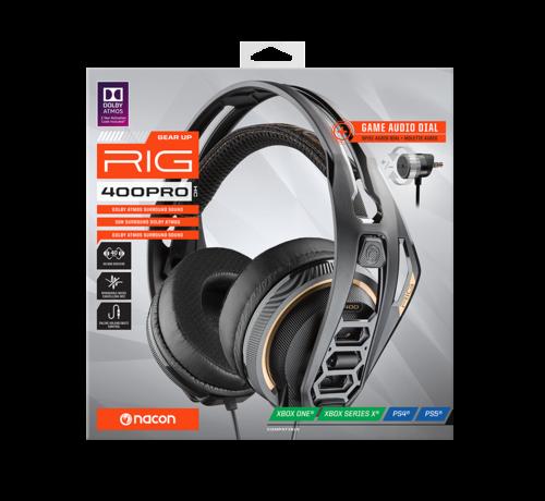 Bigben Interactive Nacon RIG 400 PRO HC Premium Gaming Headset kopen