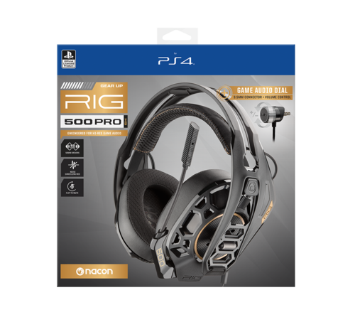 Bigben Interactive Nacon RIG 500 PRO HS Nacon Officially licensed Gaming Headset kopen