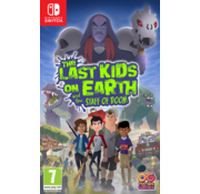 Bandai Namco Nintendo Switch The Last Kids on Earth and the Staff of Doom