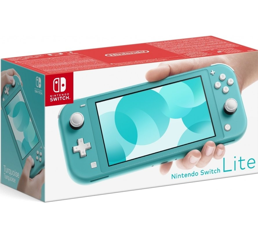 Nintendo Switch Lite Console (Turquoise) kopen