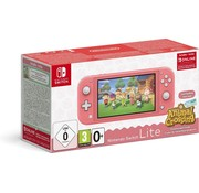 Nintendo Nintendo Switch Lite Console (Coral) + Animal Crossing: New Horizons