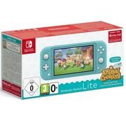 Nintendo Nintendo Switch Lite Console (Turquoise) + Animal Crossing: New Horizons
