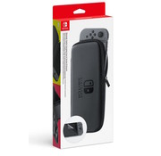 Nintendo Nintendo Switch Beschermhoes (Zwart) + Screen Protector