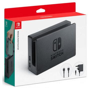 Nintendo Nintendo Switch Houderset (Zwart)
