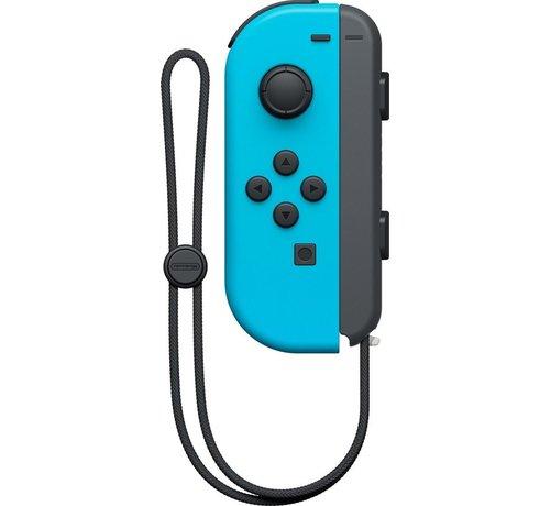 Nintendo Nintendo Switch Joy-Con Controller Links (Neon Blue) kopen