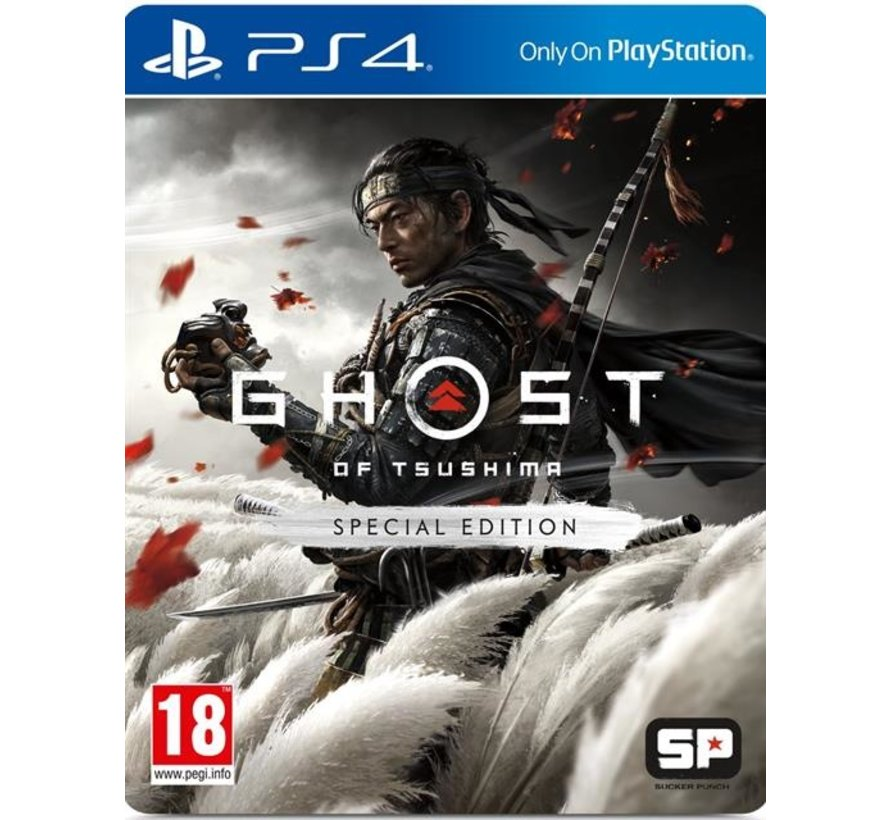 PS4 Ghost of Tsushima - Special Edition kopen