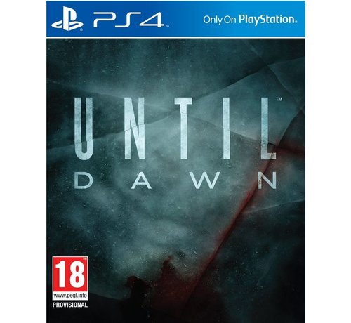 Sony PS4 Until Dawn kopen