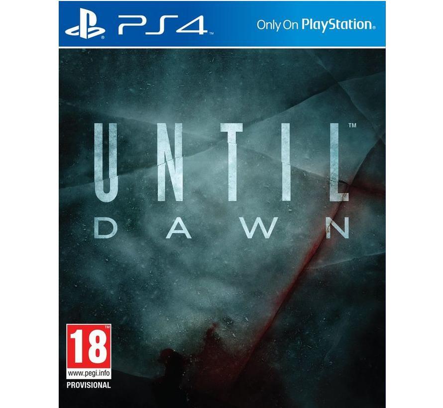 PS4 Until Dawn kopen