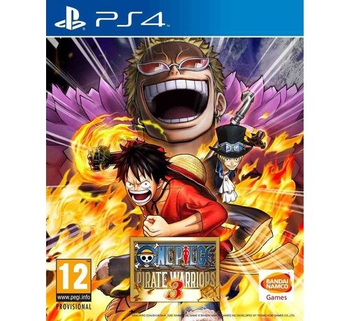 Bandai Namco PS4 One Piece Pirate Warriors 3