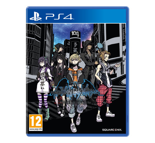 Square Enix PS4 Neo : The World Ends With You kopen