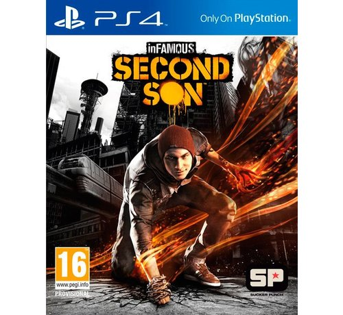 Sony PS4 inFAMOUS Second Son kopen
