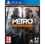 Deep Silver / Koch Media PS4 Metro Redux