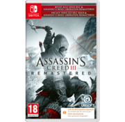 Ubisoft Nintendo Switch Assassin's Creed III Remastered (Code in a Box)