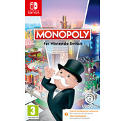Ubisoft Nintendo Switch Monopoly (Code in a Box)