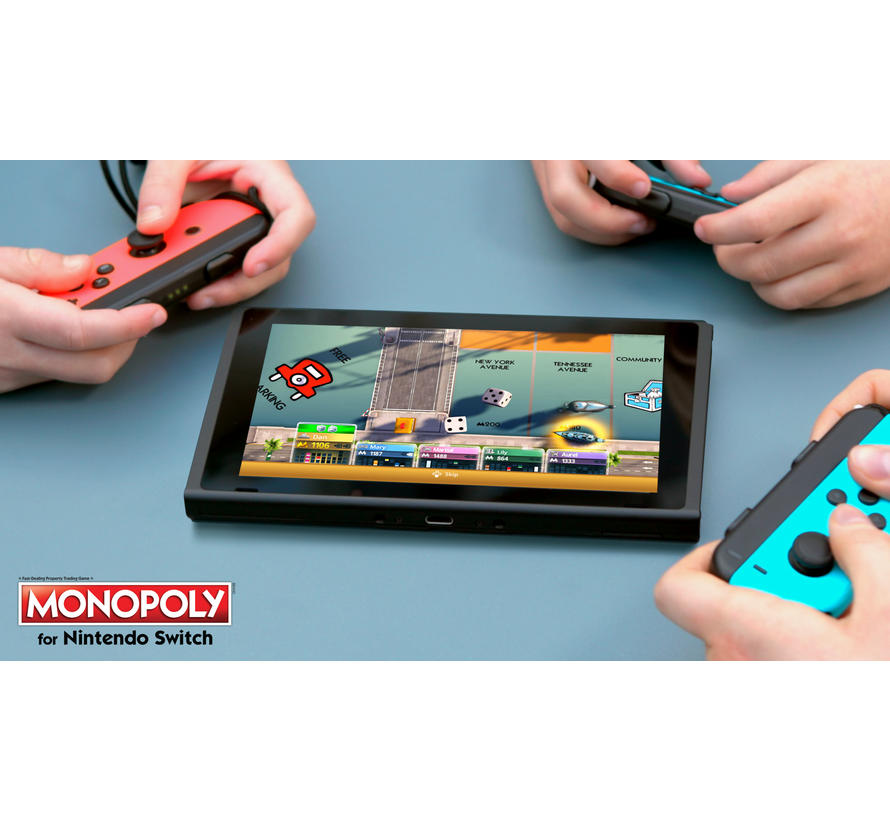 Nintendo Switch Monopoly (Code in a Box) kopen