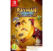 Ubisoft Nintendo Switch Rayman Legends - Definitive Edition (Code in a Box)