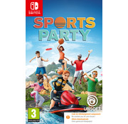 Ubisoft Nintendo Switch Sports Party (Code in a Box)