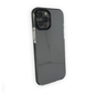 iPhone 12 Pro Max Back Cover Bumper Hoesje - Backcover - Case - Apple iPhone 12 Pro Max - Transparant / Zwart