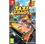 Mindscape Nintendo Switch Taxi Chaos