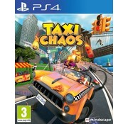 Mindscape PS4 Taxi Chaos
