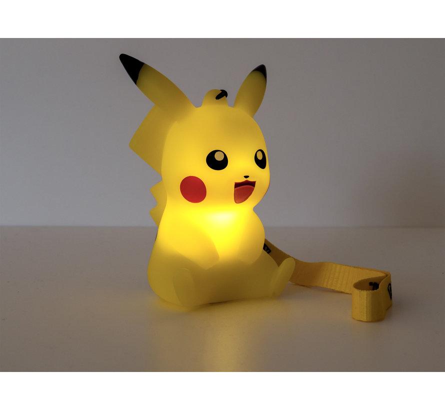 Teknofun Pokemon Light With Lanyard - Pikachu Kopen