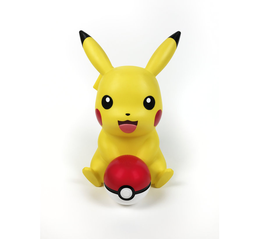 Teknofun Pokemon Light & Bt Speaker - Pikachu Kopen